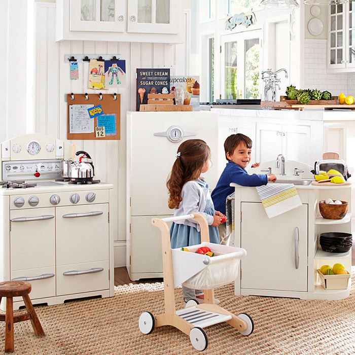Pottery Barn Play Kitchen: Discover Pottery Barn Kids And Win A $500 Shopping Spree