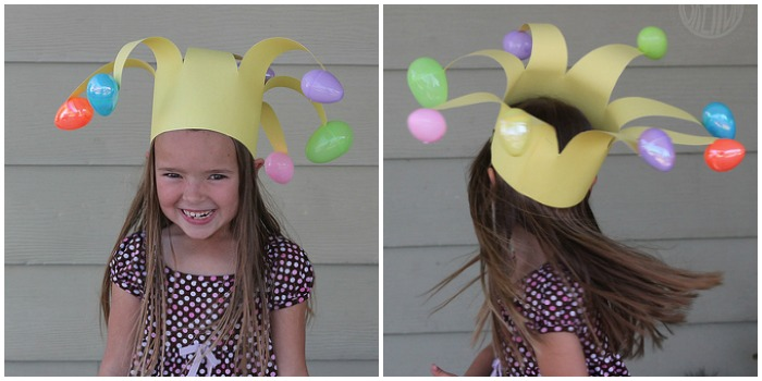 simple easter hat ideas