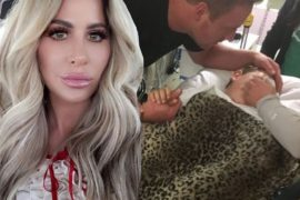 Kim Zolciaks son
