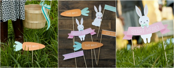 easter hunt printables 2