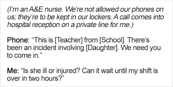 mums response to daughter hit student