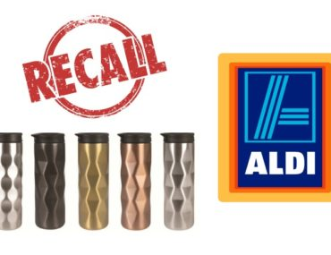 ALDI Expressi Stainless Steel Travel Mug