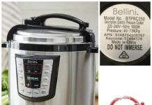 Product Recall: Target Bellini Pressure Cooker