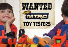 Nerf Nitro Apply Today