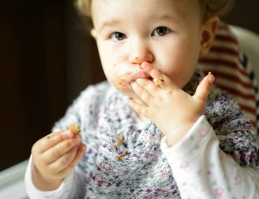reality of baby led weaning