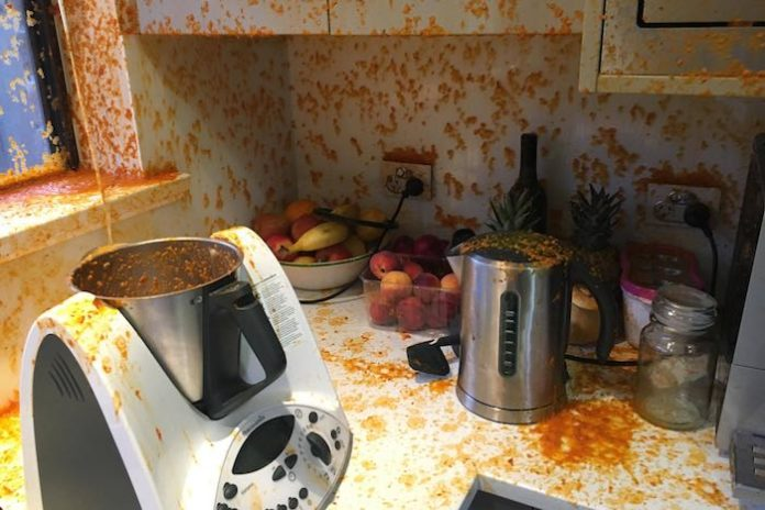 Thermomix in Court