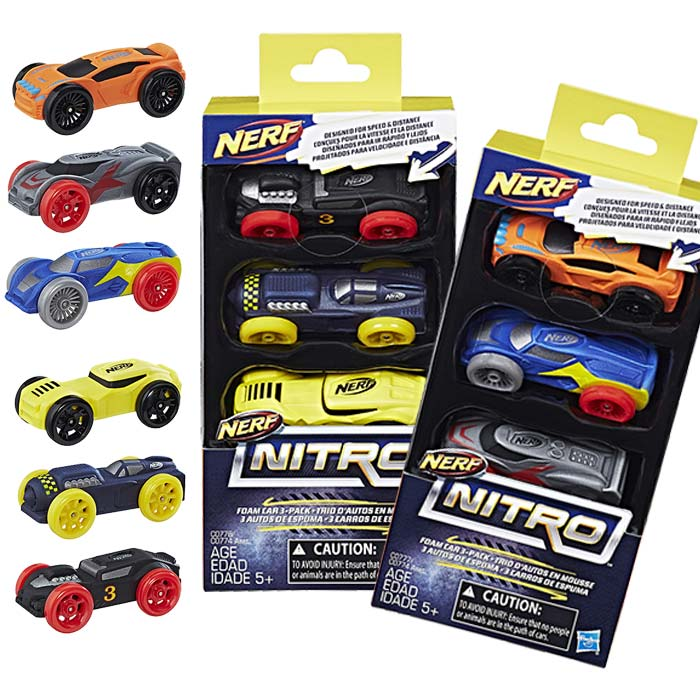 Find Out What Our Tester Families Had to Say About The New Nerf Nitro Range