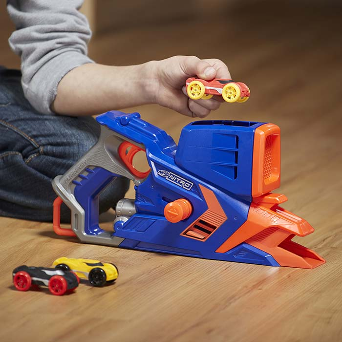 Nerf Nitro Range toy review