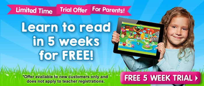 ABC Reading Eggs Free Trial