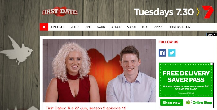 first dates us episodes
