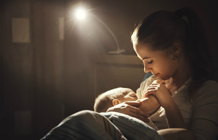 A Letter to My Newborn