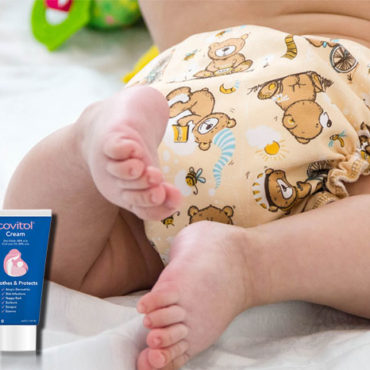 APPLY TO REVIEW: Prevent Nappy Rash with Fast Acting, Natural Covitol Cream