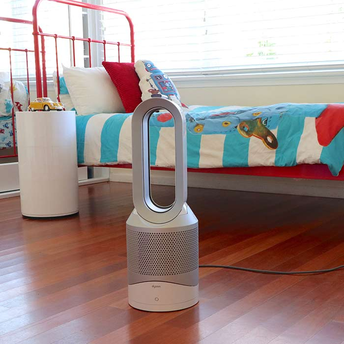 Apply To Review The Dyson Pure Hot Cool Link Air Purifier