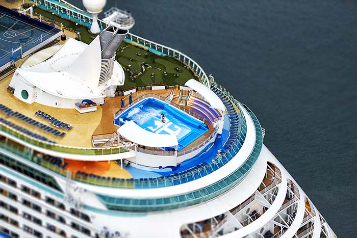 family-cruising-voyager-of-the-seas-aerial