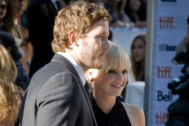 Chris Pratt and Anna Faris before marriage split