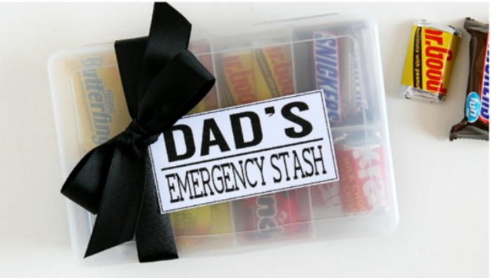 Super Easy Father's Day Gifts For Kids To Make