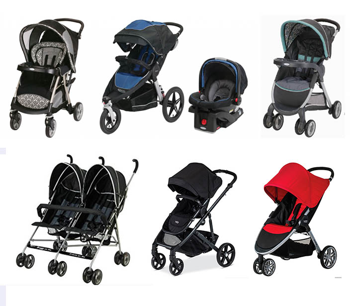 Paul's USA Direct pram recall on Graco, Britax, Drea,m on Me and Bob strollers