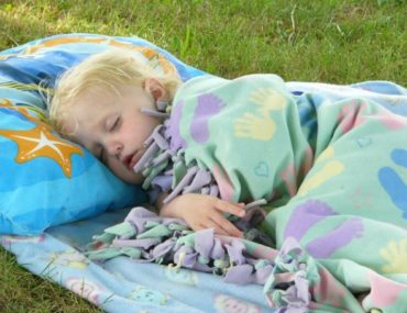 Perth Daycare Centre Implements Outdoor Snoozing Initiative