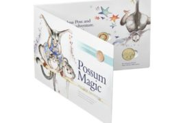 Possum Magic $2 coins