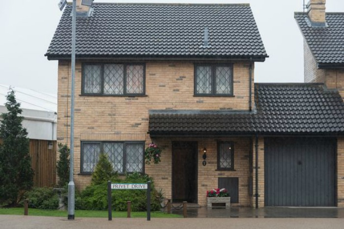 You could own Harry Potter's Family Home