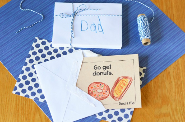 Easy Father's Day Gifts For Kids To Make