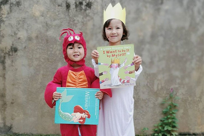 best book week costumes
