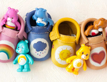 Care Bear baby shoes Freshly Picked
