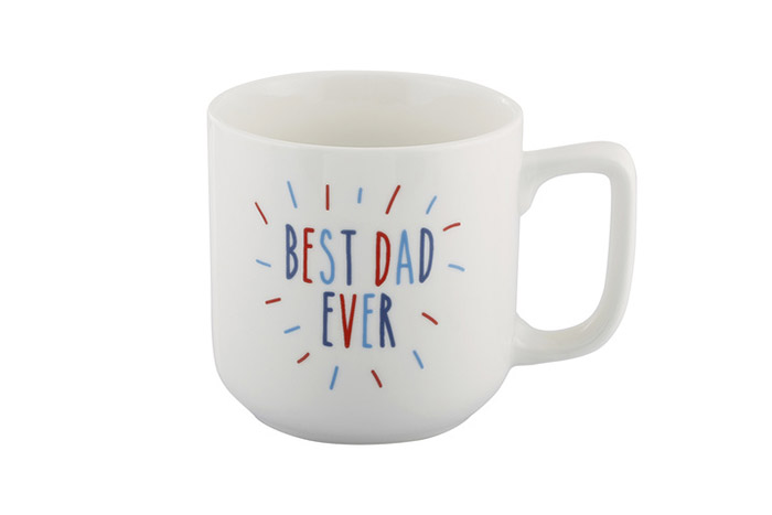 Best dad ever mug Father's Day gift ideas