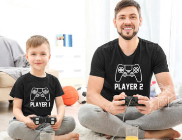 8719b0767 17 Awesome Matching Daddy and Me Tees for Rad Dads and Cool Kids   Mum  Central