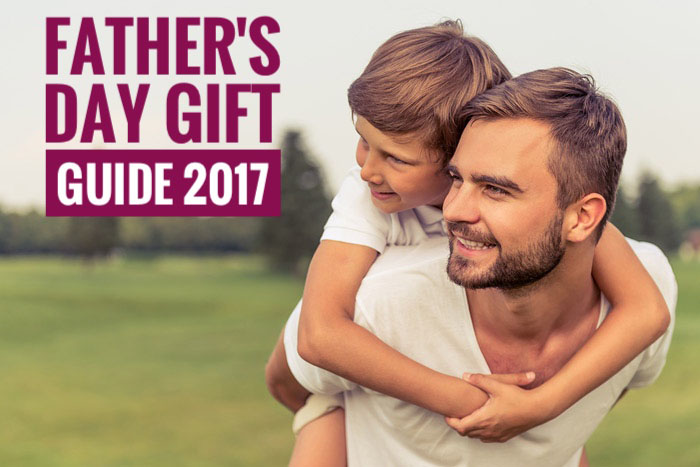 Cool Father's Day gift ideas 2017