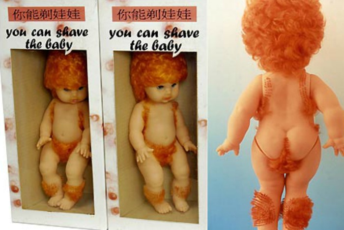 disturbing toys for kids