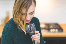 drinking red wine can help you lose weight