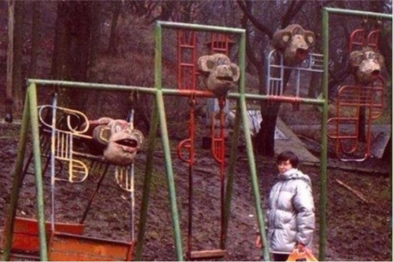world's worst playgrounds