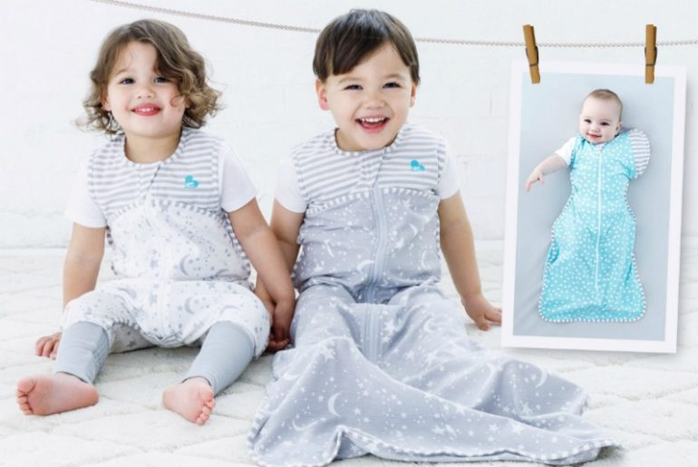0b297f02d68f WIN 1 of 5 Love To Dream Summer Sleep Suits For Your Little Sleepyhead