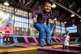 Bounce KInderGym program for preschool children