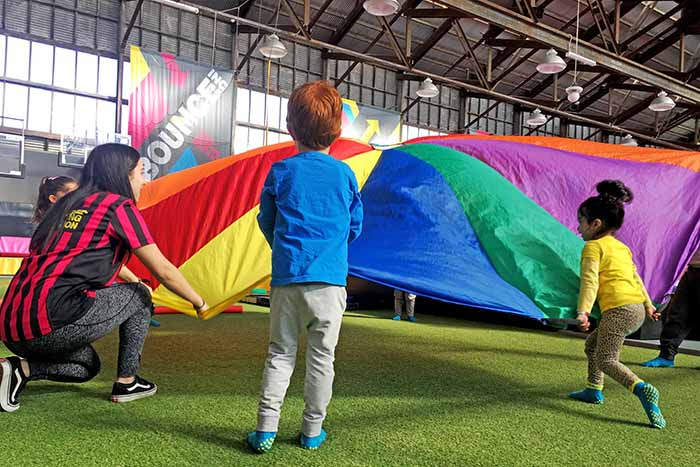 Bounce Essendon KinderGym program