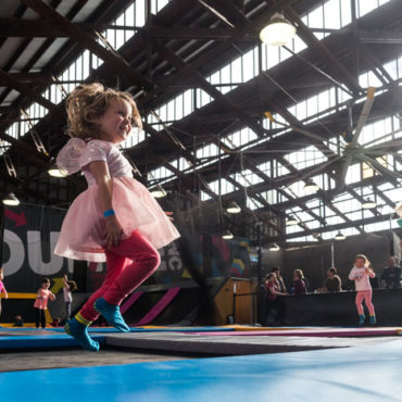 Jump into KinderGym at BOUNCE Plus WIN a Free Term For Your Preschooler