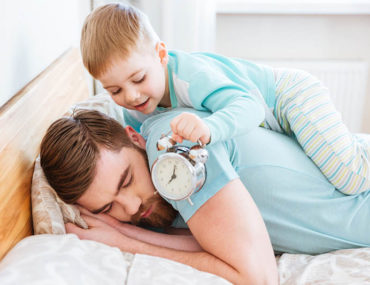 daylight savings tips for parents