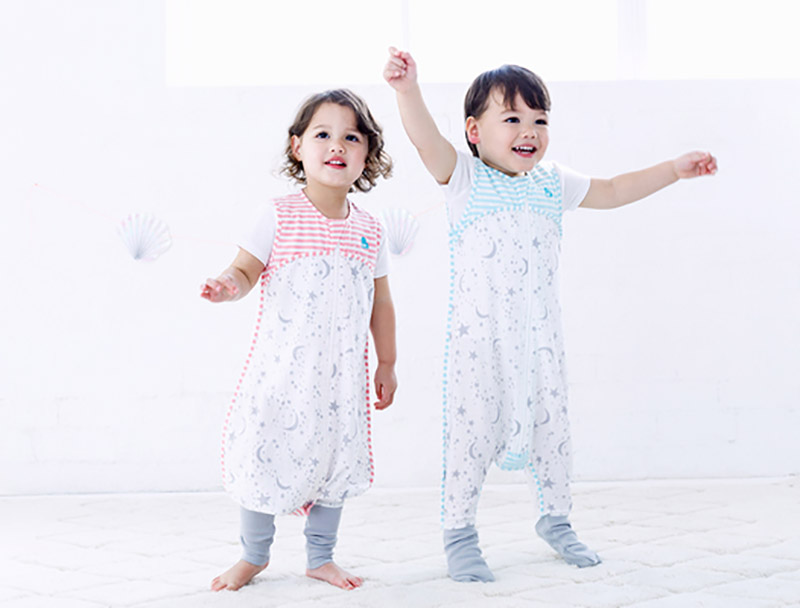 Love to Dream summer sleep suit for toddlers