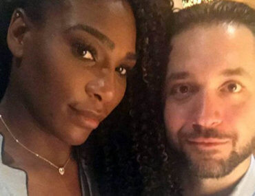 Serena Williams Shares First Photo Of Daughter