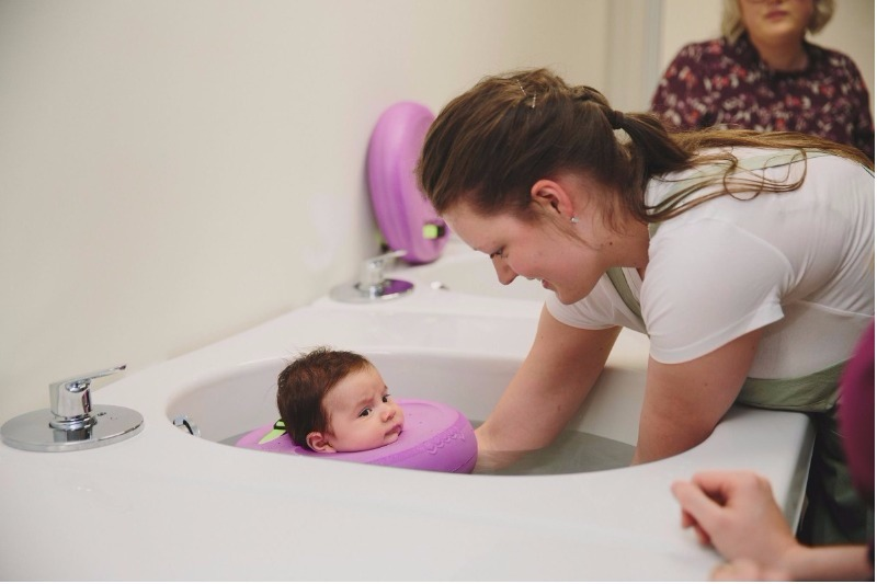 baby spa opens in Melbourne Rowville