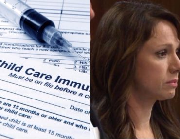 mum jailed after refusing to vaccinate son