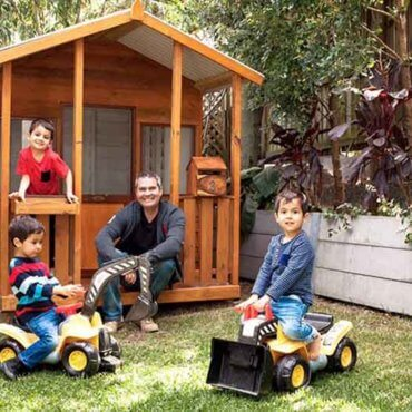 Hey Mums, WIN a Villa Cubby From Aarons Outdoor Living Just in Time For Christmas