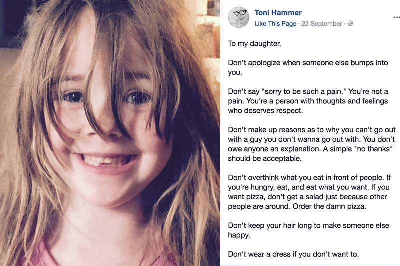 rules for daughter
