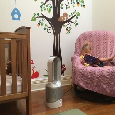 Review: The Dyson Pure Hot+Cool Link Air Purifier Receives TOP MARKS From Our Panel of Mums