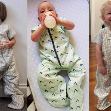 REVIEW: Mums Weigh In on the Lightweight ergoPouch Sleep Suit Bag