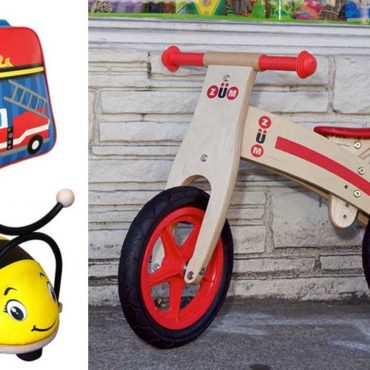 Holy Spokes! The Way Cool Balance Bike That Grows With Your Kid Plus WIN a $650 Prize Pack