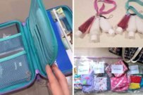 easy Kmart travel hacks for kids