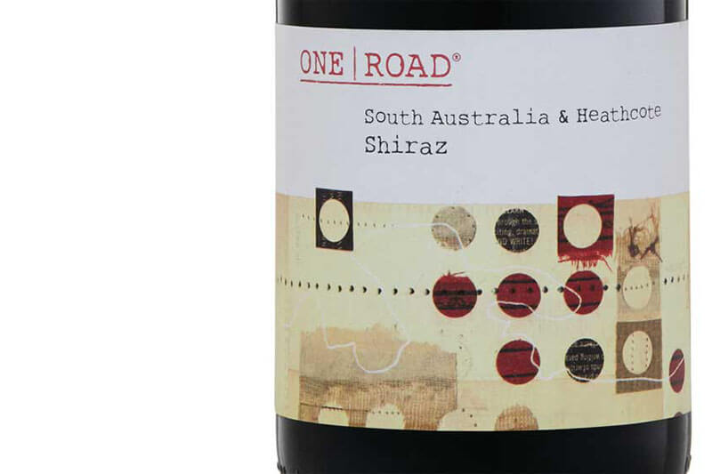 ALDI One Road Shiraz