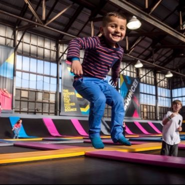 WIN 1 of 2 Jump Prize Packs For Your Kids With BOUNCE Australia